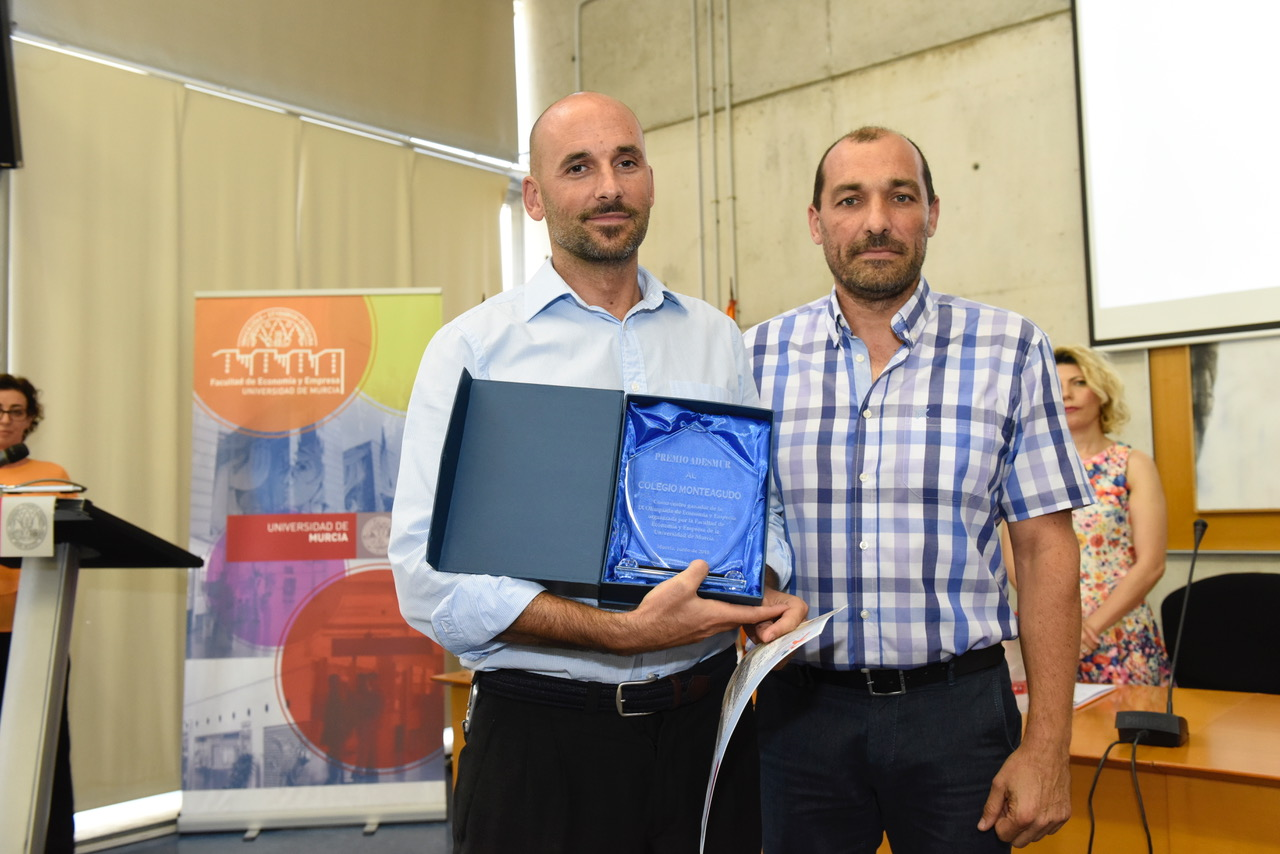 Premio AdesMur Murcia