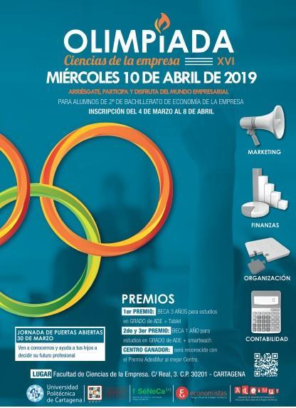 Olimpiada empresa
